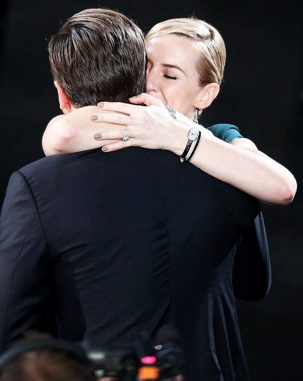 Leonardo DiCaprio da o rat gan tuong vang Oscar hinh anh 2