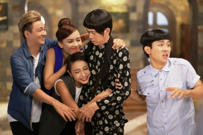 Phim cua Hoai Linh: Hai sach an tien trong dip Tet hinh anh 3