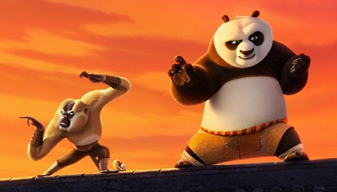 'Kung Fu Panda 3' khong co doi thu tai phong ve Bac My hinh anh 1