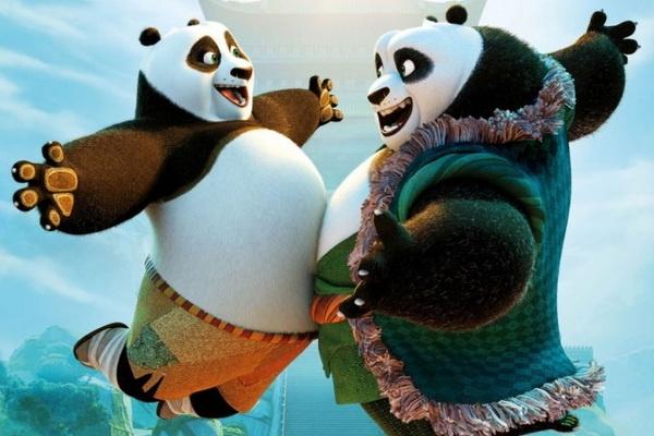 'Kung Fu Panda 3' chien thang tai Trung Quoc, Han Quoc hinh anh
