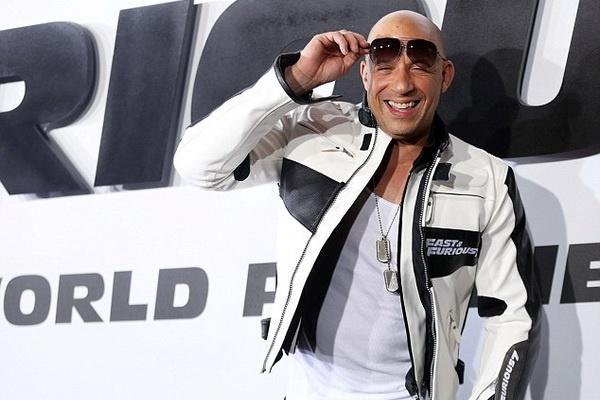 Vin Diesel thong bao ngay ra mat 'Fast & Furious 9, 10' hinh anh