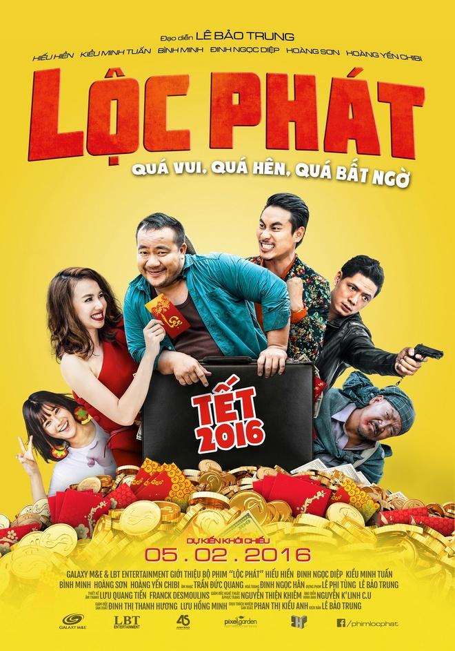 'Loc Phat': No luc moi tu 'vua hai binh dan' Le Bao Trung hinh anh 1