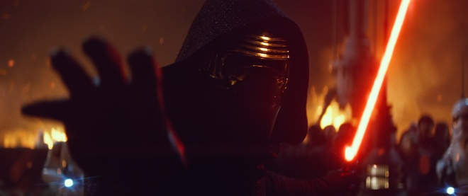 'Star Wars 7' chinh thuc can moc doanh thu 2 ty USD hinh anh 1
