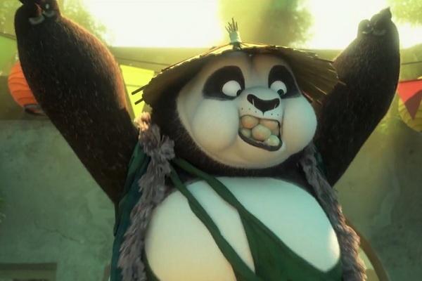 'Kung Fu Panda 3' giu chac ngoi dau phong ve Bac My hinh anh