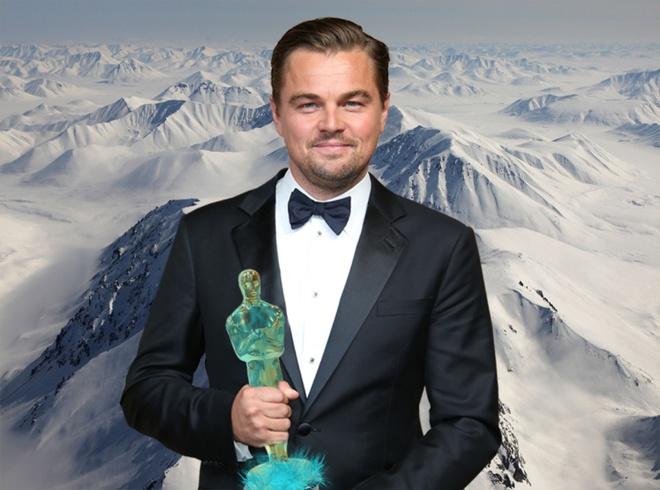 Fan tai Nga gop vang duc tuong Oscar cho Leonardo DiCaprio hinh anh