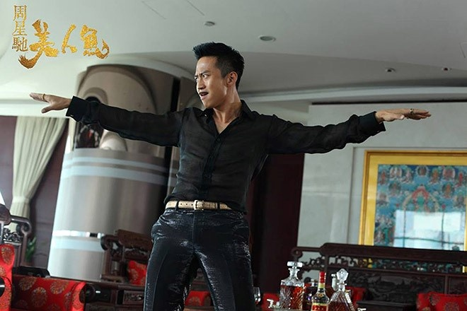'My nhan ngu' - Mon qua Tet dang gia tu Chau Tinh Tri hinh anh 4
