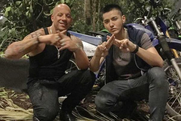 Kris Wu tham gia 'xXx 3' cua Vin Diesel hinh anh