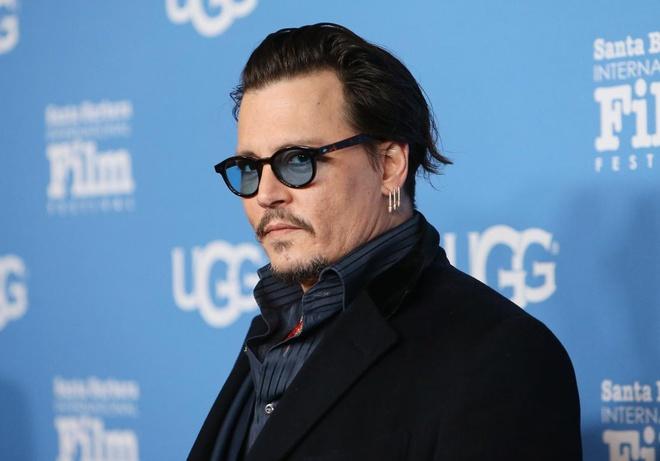 Johnny Depp tham gia phim 'Nguoi tang hinh' moi hinh anh