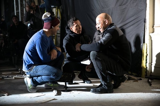 Chan Tu Dan thay Ly Lien Kiet trong 'xXx 3' cua Vin Diesel hinh anh 1