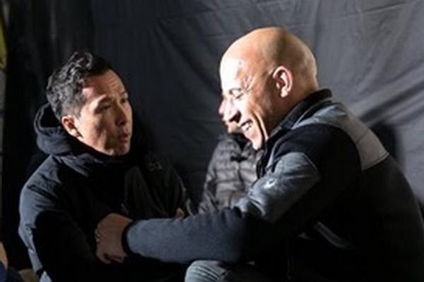 Chan Tu Dan thay Ly Lien Kiet trong 'xXx 3' cua Vin Diesel hinh anh