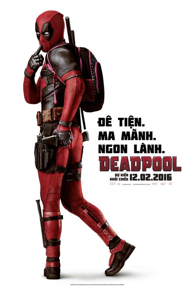 Giai ma thanh cong cua bom tan 'Deadpool' hinh anh 1