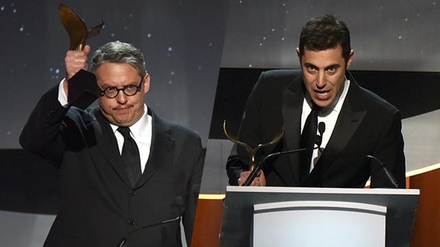 'The Big Short', 'Spotlight' ham nong tiep cuoc dua Oscar hinh anh 1