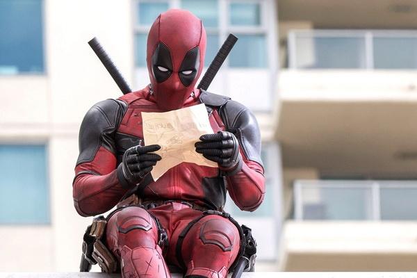 'Deadpool' chua co doi thu tai phong ve Bac My hinh anh