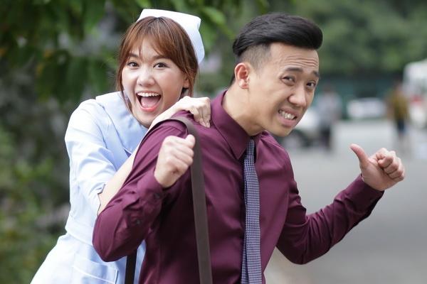Phim cua Tran Thanh - Hari Won doi ngay khoi chieu hinh anh