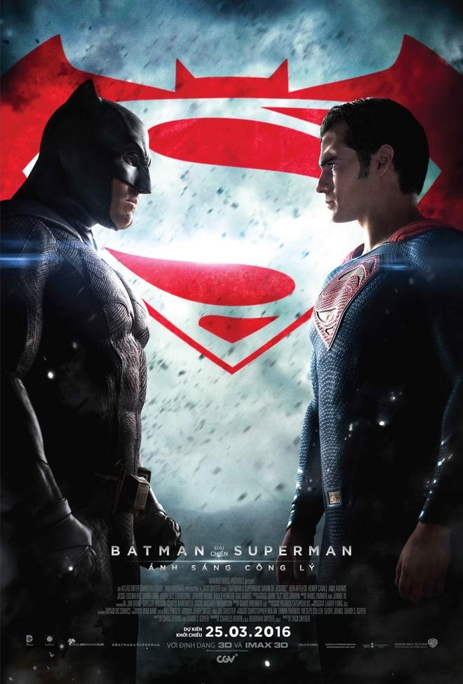 Phien ban dia cua 'Batman v Superman' bi gan mac 17+ hinh anh 1