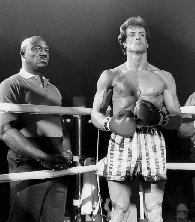 Ngoi sao da mau loat phim quyen anh 'Rocky' qua doi hinh anh 2
