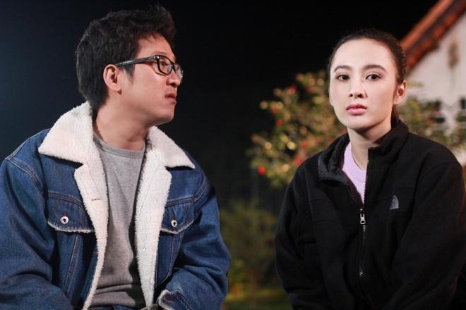 Phuong Trinh thu vi hon Truong Giang trong 'Taxi, em ten gi' hinh anh 3