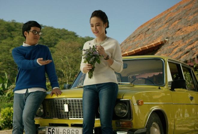 Phuong Trinh thu vi hon Truong Giang trong 'Taxi, em ten gi' hinh anh 2