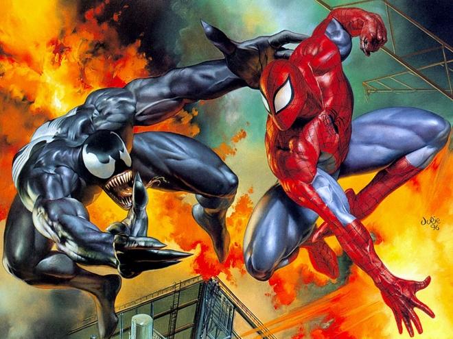 Sony lam phim ve ke tu thu cua Spider-Man hinh anh 1