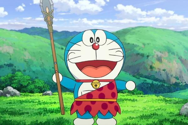Nguoi dan Nhat van rat me meo may Doraemon hinh anh