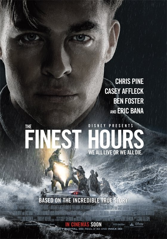 Disney co the lo 75 trieu USD vi 'The Finest Hours' hinh anh 1