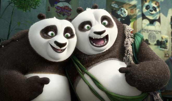 Gau truc Po tiep tuc cuon nguoi xem qua 'Kung Fu Panda 3' hinh anh 3