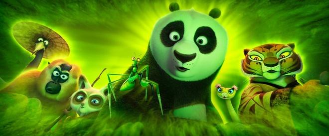 review Kung Fu Panda 3 anh 2
