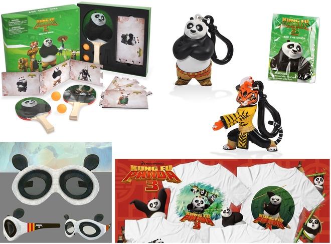Gau truc Po tiep tuc cuon nguoi xem qua 'Kung Fu Panda 3' hinh anh 4