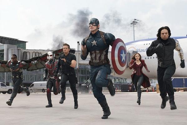 Trailer cuoi cung bom tan 'Captain America: Civil War' hinh anh