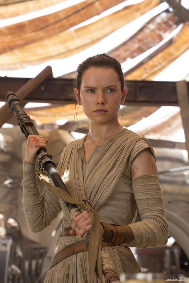 Dien vien 'Star Wars 7' co the tro thanh Lara Croft moi hinh anh 1
