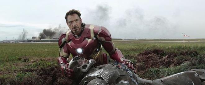 Mo xe trailer cuoi cung cua 'Captain America: Civil War' hinh anh 12