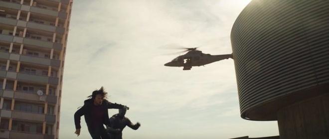 Mo xe trailer cuoi cung cua 'Captain America: Civil War' hinh anh 6