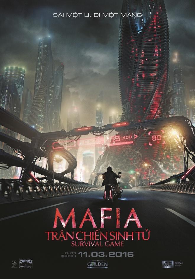 review Mafia: Tro choi sinh tu anh 1