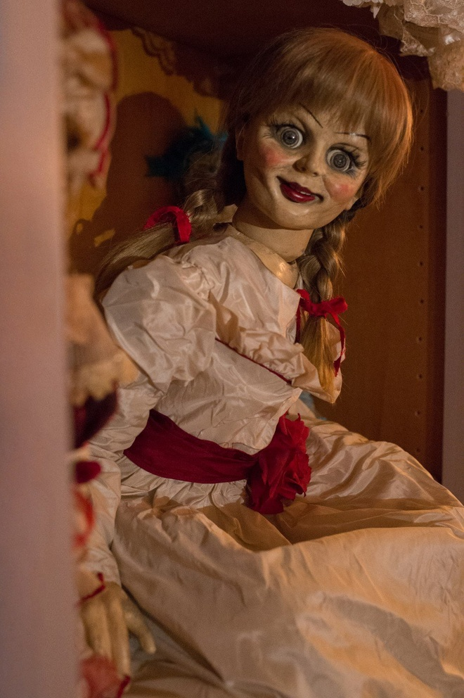 Bup be ma Annabelle hen tro lai trong mua he 2017 hinh anh 1