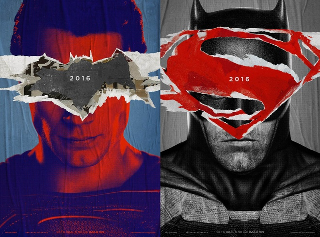 review Batman v Superman anh 2