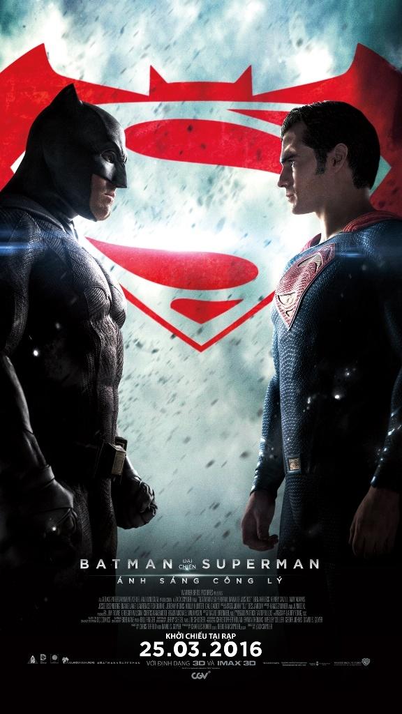'Batman v Superman': Hoanh trang, bao liet va day tiec nuoi hinh anh 1