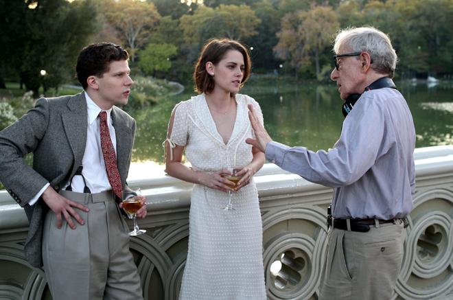 Phim moi cua Woody Allen khai mac LHP Cannes 2016 hinh anh 1
