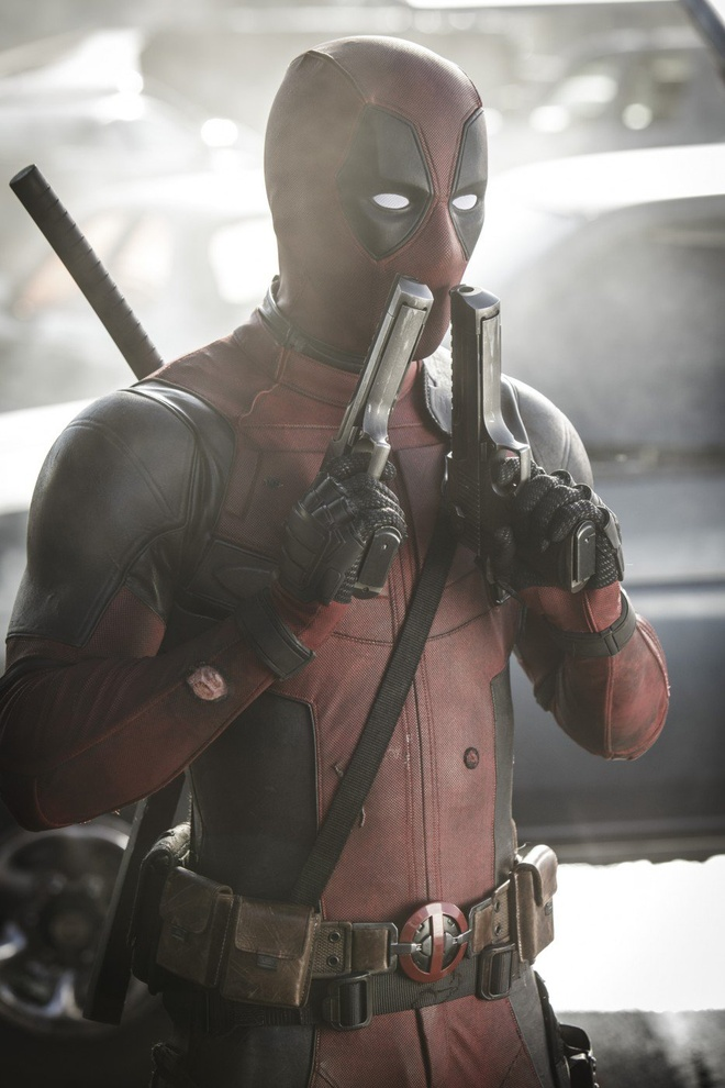 'Deadpool' tro thanh phim 17+ an khach nhat moi thoi dai hinh anh 1
