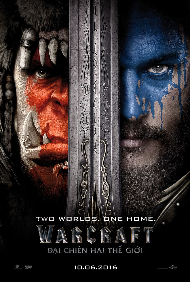 Trailer moi 'Warcraft' he lo cuoc bat tay giua nguoi va orc hinh anh 1