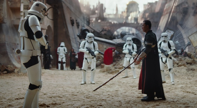 4 dieu thu vi tu trailer dau tien cua phim 'Star Wars' moi hinh anh 3