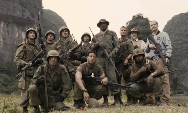 Viet Nam tren nhung thuoc phim dau tien cua 'King Kong' hinh anh 1