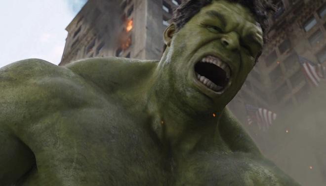Ly do Hulk khong xuat hien trong 'Captain America 3' hinh anh 1
