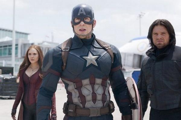 'Captain America 3' thu it nhat 175 trieu USD tuan ra mat hinh anh