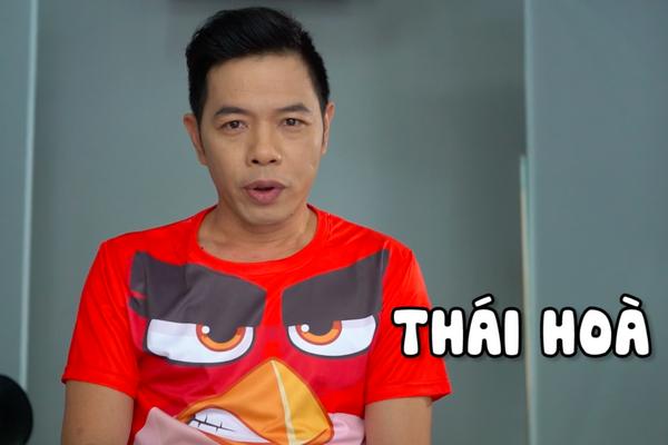 Thai Hoa long tieng cho chim Do trong 'Angry Birds' hinh anh