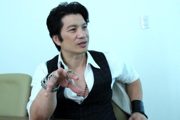 Dustin Nguyen hoi tuong lai qua trinh lam phim 'Trung so' hinh anh