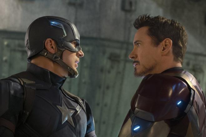 Review phim Captain America Civil War anh 2