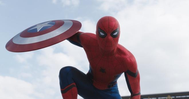 'Captain America: Civil War': Dang cap Marvel len tieng hinh anh 3