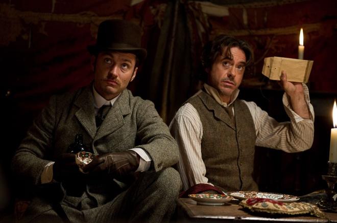 Du an 'Sherlock Holmes 3' duoc khoi dong hinh anh 1