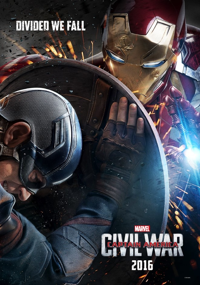 'Captain America: Civil War': Dang cap Marvel len tieng hinh anh 1