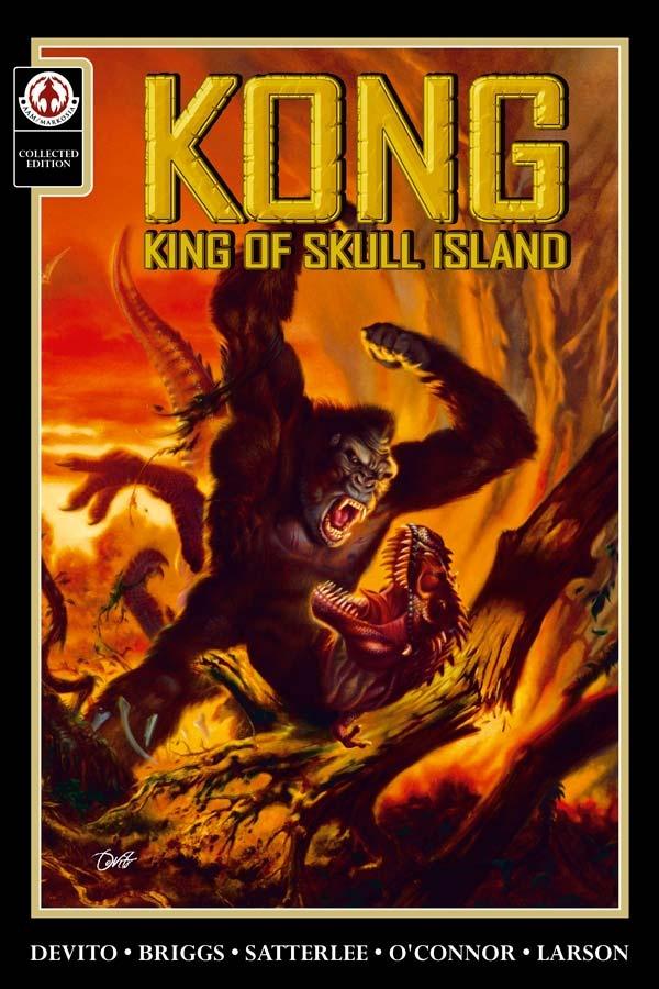 Hang san xuat 'Kong: Skull Island' bi kien an cap y tuong hinh anh 1